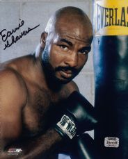 P88ES EARNIE SHAVERS SIGNED 10X8 BOXING